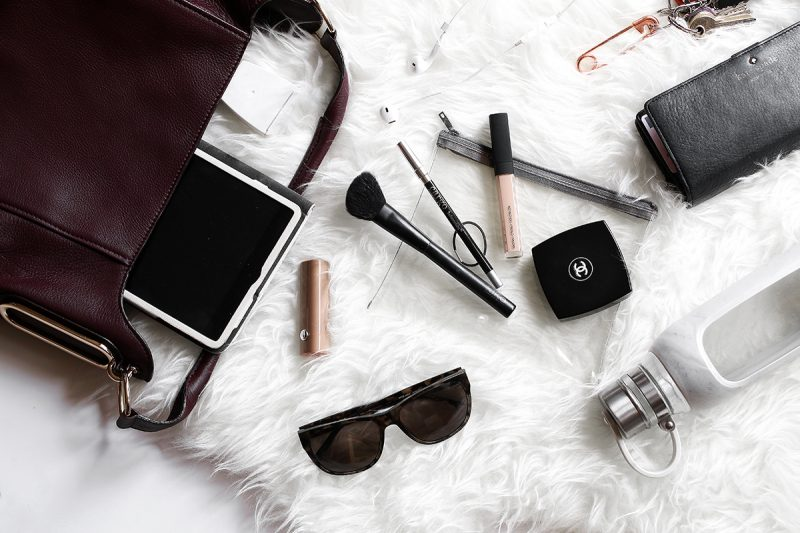 What s in my bag the minimalist edition lifestyle