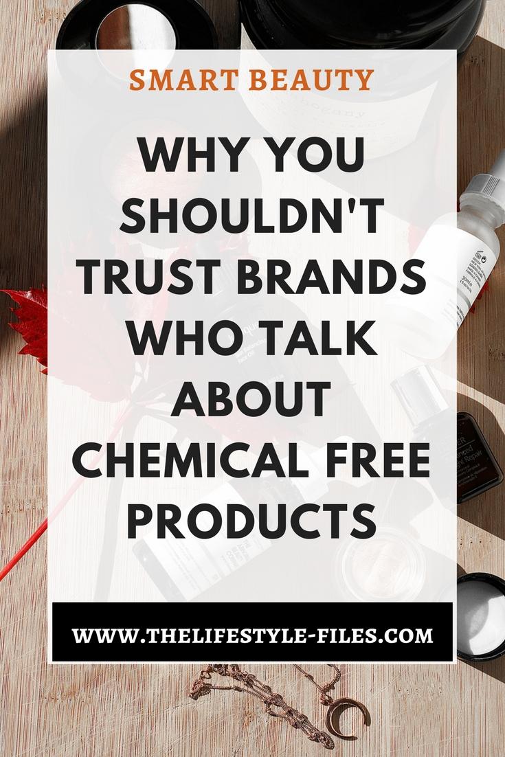 chemical free myth