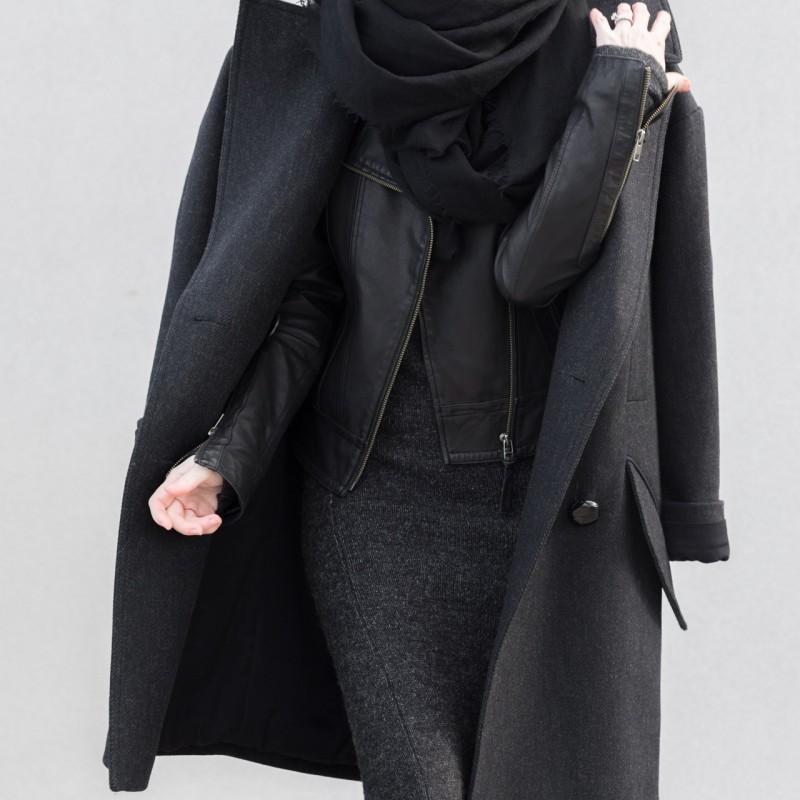 Minimalist fashion tips: The art of layering