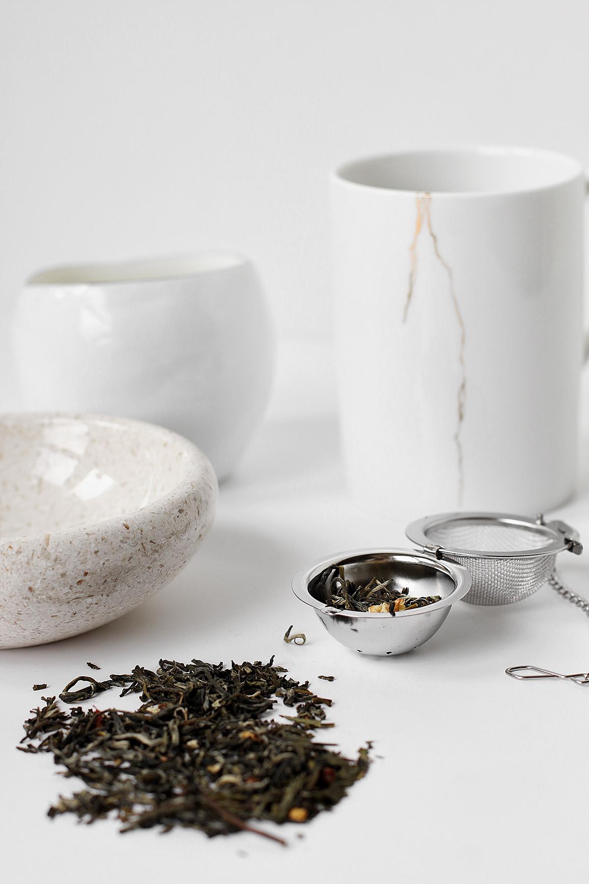 My new self-care habit: Tea ritual