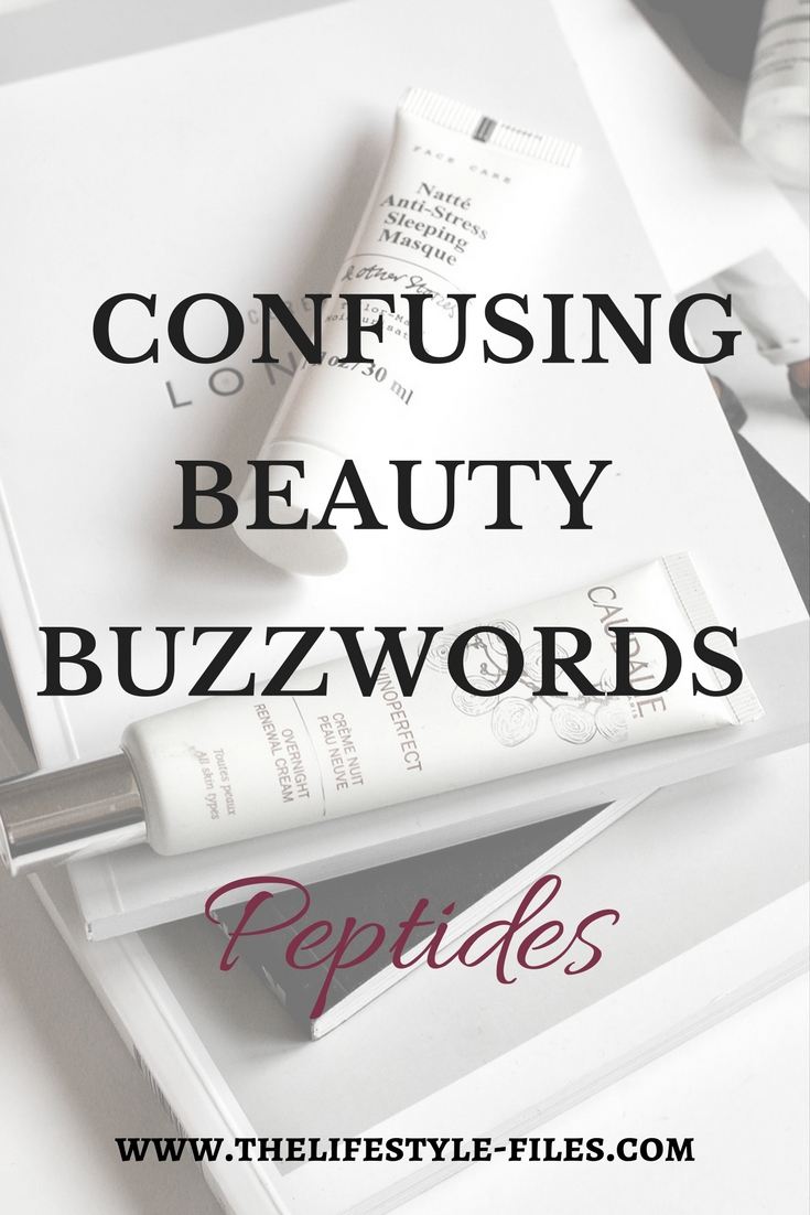 What are peptides and do we really need them?