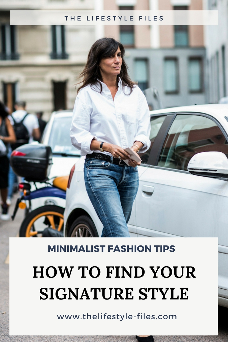 Minimalist fashion tips the personal style uniform the for Tips for going minimalist