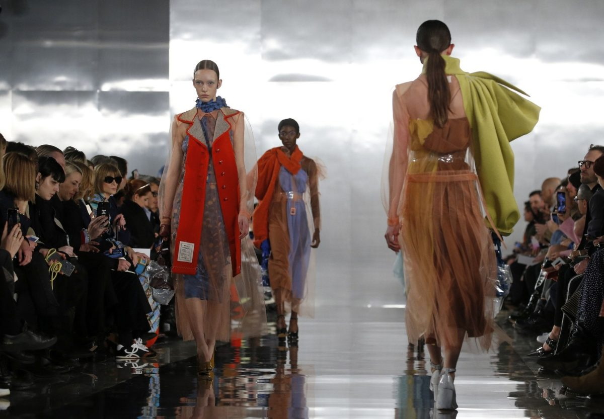 Sustainable moments at Fashion Week 2020